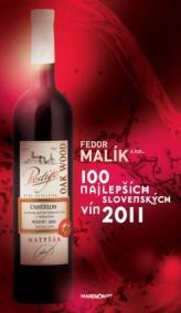 100 najlepších slovenských vín 2011