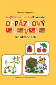 Obrázkový slovník anglicko-nemecko-slovenský