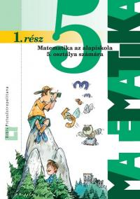 Matematika 5 (1. časť učebnica) - maďarská mutácia