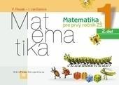 Matematika 1 pre základné školy (Pracovný zošit - 2. diel)