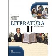 Kniha: Literatúra II. pre stredné školy - Alena Polakovičová