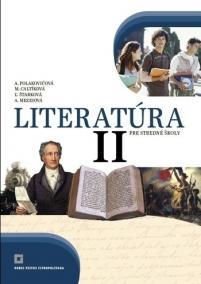 Literatúra II. pre stredné školy - učebnica