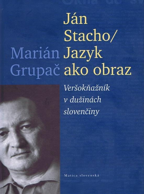 Ján Stacho/Jazyk ako obraz