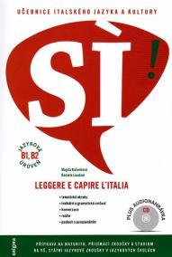 SÍ! Učebnice italského jazyka a kultury + CD