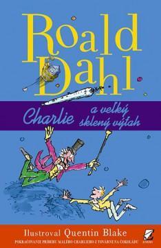 Kniha: Charlie a veľký sklenený výťah - viaz. - Roald Dahl
