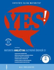 YES! Angličtina - maturita - jazyková úroveň C1 - all inclusive + CD