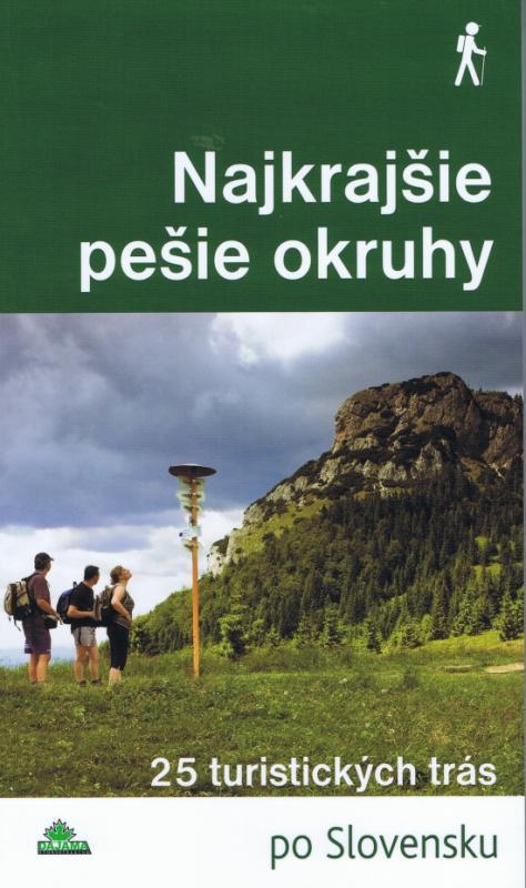 Kniha: Najkrajšie pešie okruhykolektív autorov