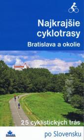 Najkrajšie cyklotrasy – Bratislava a okolie
