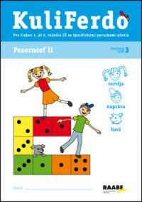 Kuliferdo 3 - Pozornosť 2