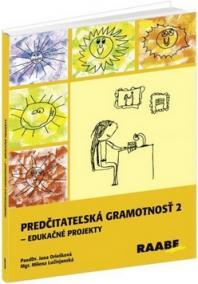 Predčitateľská gramotnosť 2