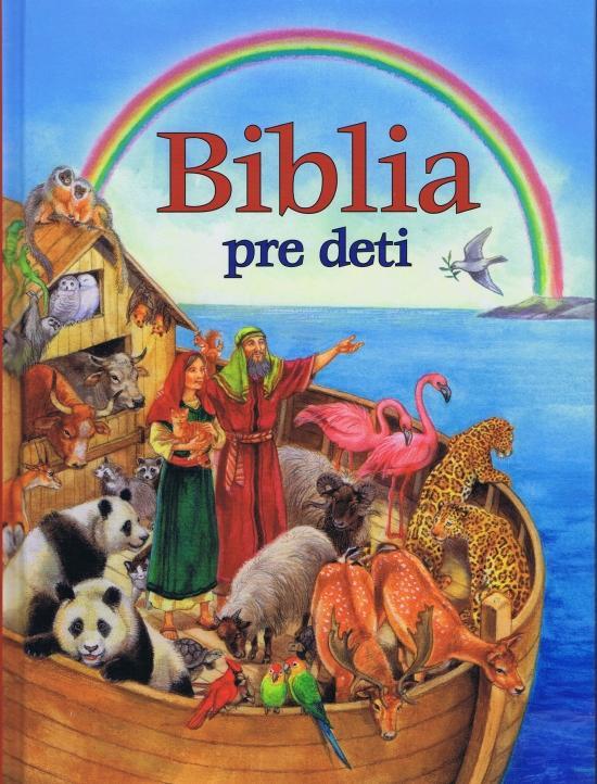 Kniha: Biblia pre deti - Thönissen, Erich Joob Ute