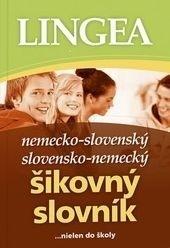 Nemecko-slovenský slovensko-nemecký šikovný slovník