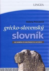 LINGEA-Grécko-slovenský slovník-Od Homéra po kresťanských autorov