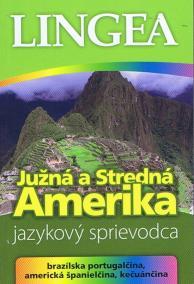LINGEA - Južná a Stredná Amerika - jazykový sprievodca