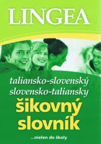 LINGEA-Taliansko-slovenský, slovensko-taliansky šikovný slovník