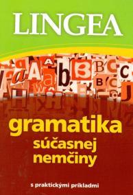 LINGEA-Gramatika súčasnej nemčiny s prakt. príkl.-2.vyd.