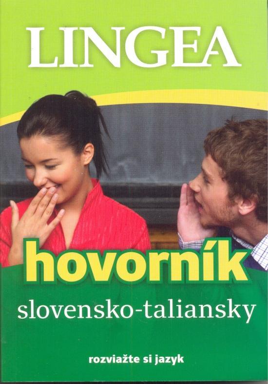 Kniha: Slovensko-taliansky hovorník - 2. vydanieautor neuvedený