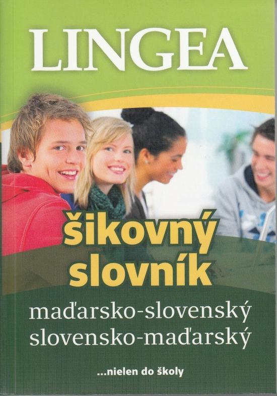 Kniha: Maďarsko-slovenský slovensko-maďarský šikovný slovník, 2.vydanieautor neuvedený