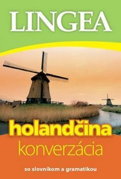 Kniha: LINGEA-Holandčina-konverzácia so slovníkom a gramatikou-3.vydanieautor neuvedený