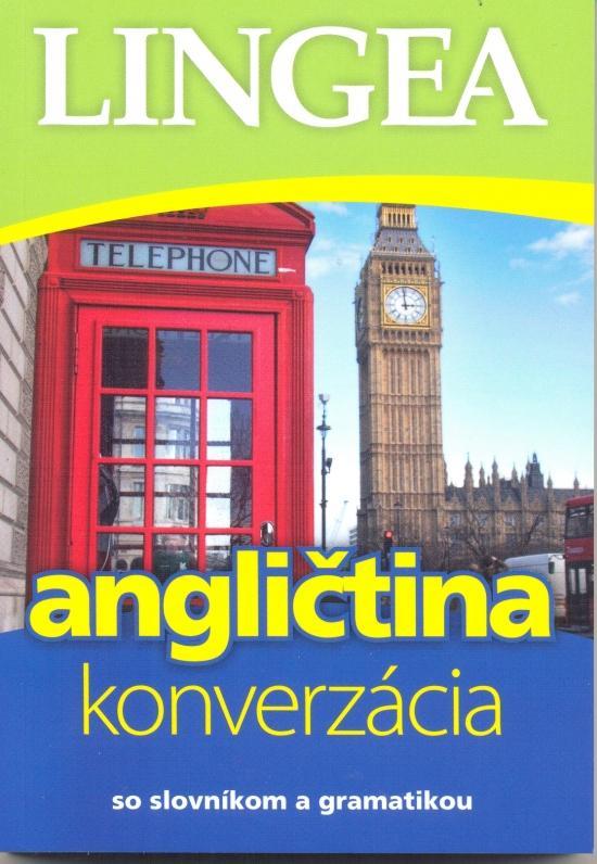 Kniha: Angličtina - konverzácia so slovníkom a gramatikou-4.vydanieautor neuvedený