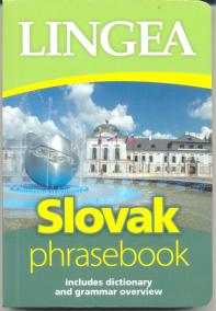 LINGEA - Slovak phrasebook