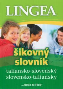 Taliansko-slovenský, slovensko-taliansky šikovný slovník-2.vydanie