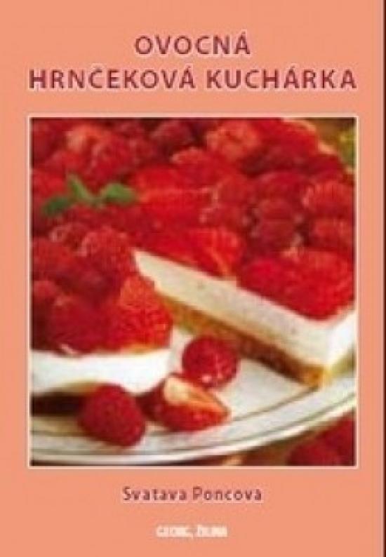 Ovocná hrnčeková kuchárka