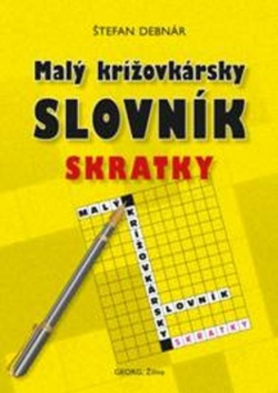 Malý krížovkárský slovník - skratky