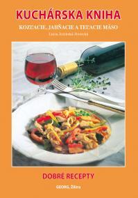 Kuchárska kniha Kozľacie, jahňacie a teľacie mäso