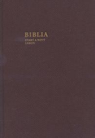 Biblia (baklažánová farba)