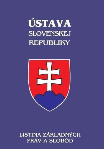 Kniha: Ústava Slovenskej republiky - Listina základných práv a slobôb 2019autor neuvedený