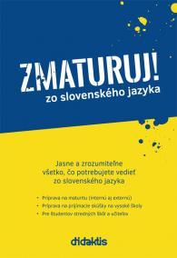 Zmaturuj zo slovenského jazyka