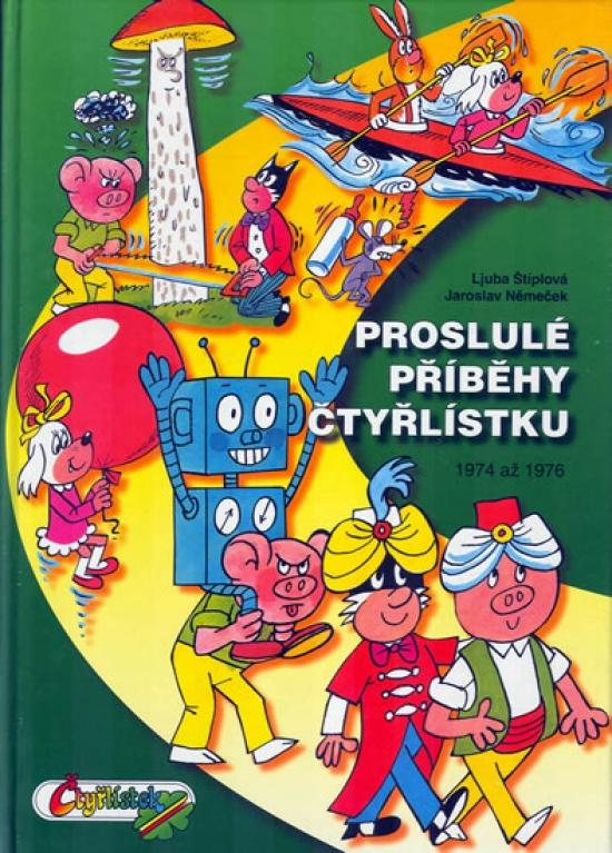 Proslulé příběhy Čtyřlístku 1974-1976