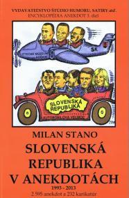 Slovenská republika v anekdotách1993-2013