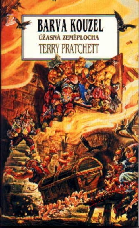 Kniha: Barva kouzel - Úžasná Zeměplocha - Pratchett Terry