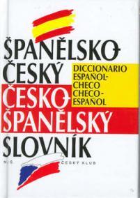 Španělsko-český,česko-španělsky slovník