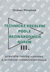 Technické kreslení podle mezinárodních norem III