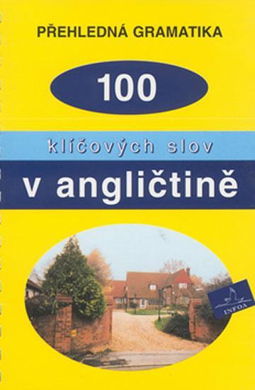 Přehledná gramatika - 100 klíč. slov v a