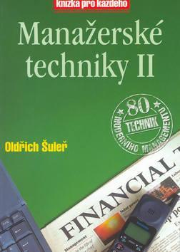 Manažerské techniky II