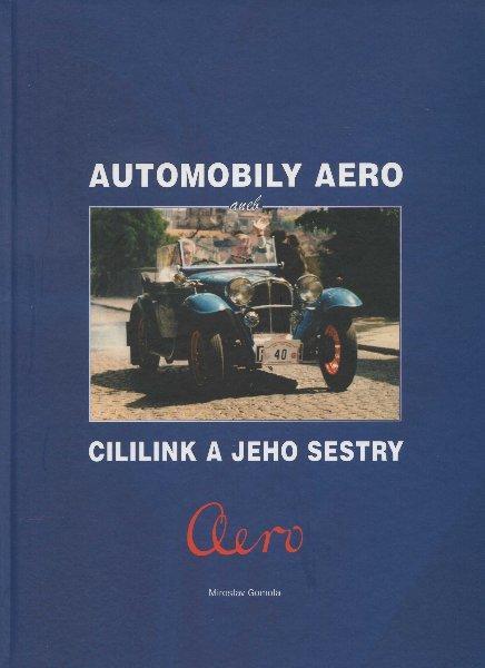 Kniha: Automobily Aero - Miroslav Gomola
