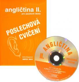 Angličtina pro jazykové školy 2 Poslechová cvičení + CD