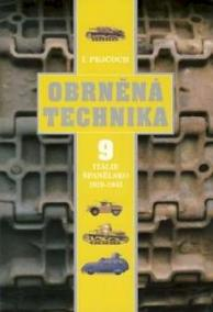 Obrněná technika 9. Itálie Španělsko 1919-1945