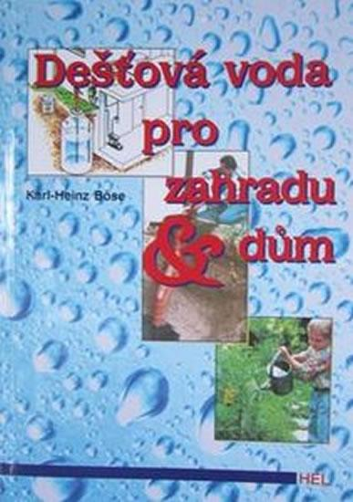 Dešťová voda pro zahradu a dum