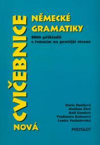 Cvičebnice německé gramatiky - nová