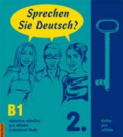 Sprechen Sie Deutsch - 2 kniha pro učitele