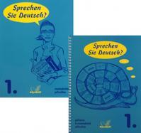Sprechen Sie Deutsch - 1 metodická příručka