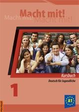 Macht mit! 1. /A1/ - Kniha pre žiaka
