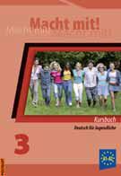Macht mit! 3. /A1-A2/ - Kniha pre žiaka