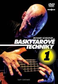 Baskytarové techniky 1 - DVD