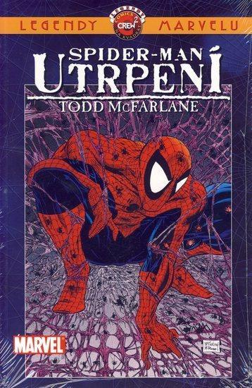 Kniha: Spider-Man - Utrpení - McFarlane Todd